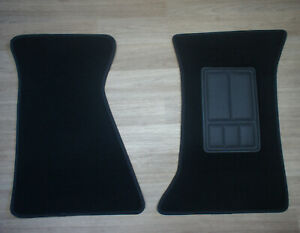 Front Pair Car Floor Mats Made to fit Holden Torana LC/LJ from 10/1969 - 02/1974