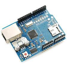 Ethernet Shield with Wiznet W5100 Ethernet Chip / TF 16GB Slot for Arduino Z2CF