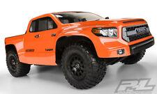 ProLine Toyota Tundra TRD PRO Short Course Truck Body Clear Unpainted PRO3476-00