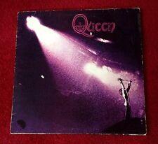QUEEN I LP UK Original 1st Pressing 1973 'Huggy Poo Kissy Kissy'  EMC 3006