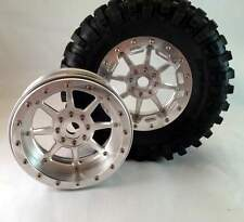 Motoworx Racing 3.8 Aluminum Beadlock 8 Spoke Wheel Set of 4
