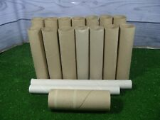 17 x EMPTY INNER KITCHEN ROLL CARDBOARD TUBES **ARTS & CRAFTS PROJECTS etc