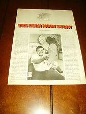 DEAN MOON STORY MOON EYES  ***ORIGINAL 1979 ARTICLE***