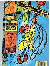 A10- Spirou N°2621 Gang mazda +Mini livre Jeux Gaston