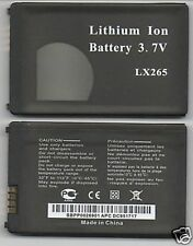 NEW BATTERY FOR LG LX265 ENCORE GT550 VU PLUS GR700 LGIP-340N USA