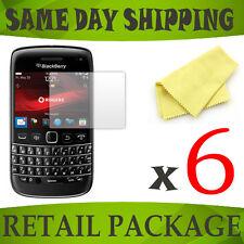 6 x lcd screen display saver for BlackBerry 9790 Bold / Bellagio / Onyx 3