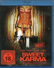 SWEET KARMA - Blu Ray Disc, Uncut Version..