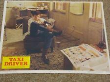 "TAXI DRIVER(1976)ROBERT DeNIRO ORIGINAL 11""BY14"" LOBBY CARD #6"