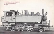 C3664) TRENI, LOCOMOTIVA M.R 30, SOCIETA' ITALIANA ERNESTO BREDA.