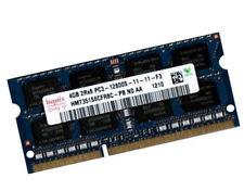 4GB HYNIX DDR3 SO DIMM RAM 1600 Mhz HMT351S6CFR8C-PB PC3-12800S Notebook 1.5V