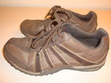 MOSSIMO LEATHER* MENS SIZE 10 OXFORD CASUAL DRESS SPORT SHOES, Brown - 098001731