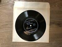 "Kittens For Christian – Diabolos (Flexi, 7"") Super Rare Super cool Vinyl Lp"