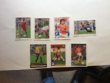 1994 World cup in USA ~ 7 card assortment ~ Upper Deck