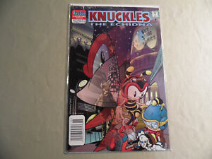 Knuckles The Echidna #13 (Archie Comics 1998) Free Domestic Shipping