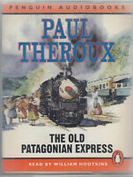 Paul Theroux The Old Patagonian Express 2 Cassette Audio Book Railway Travel