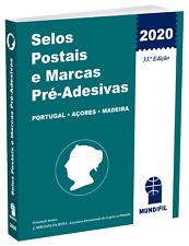Mundifil catalogus catalogue Katalog Portugal Açores, Madeira 2020