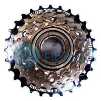 New Shimano MF-TZ20 6-Speed Freewheel Cassette 14-28T for MTB Road Cycling Bike