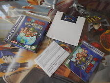 "--  . WORMS "" wOrld partY ""  --* -  cOmplet  pOur  NintendO GamebOy * --"