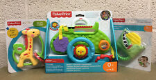 Fisher- DYW53 Rolling and Strolling Dashboard Activity Toy