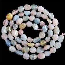 "V2522-z Morgan Stone Loose Beads 16"""