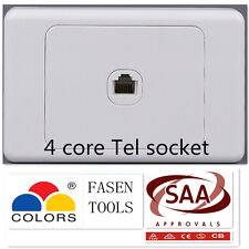 s l225 electrical sockets ebay telephone wall socket wiring diagram australia at bayanpartner.co