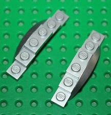 Garde Boue Lego Agents Metallic Silver Vehicle Mudguard ref 62361/set 8634