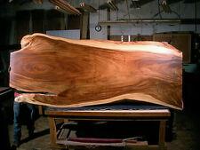 100 board feet of Monkeypod wood, similar to figured black walnut furniture wood