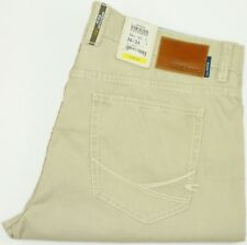 CAMEL ACTIVE MEN'S NEW MADISON SLIM-FIT LIGHT-TWILL COTTON JEAN SIZE:W34 x L32