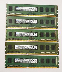 Samsung 4GB DDR3L 1600MHz Desktop PC RAM ~ PC3L 12800U Memory 1Rx8 1.35v DIMM