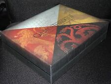 EMPTY Game of Thrones Collector's Box (Nothing Inside) - PLEASE READ