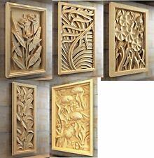 (5 models) 3D STL- file Artcam/Aspire Model for CNC  engraving carving relief