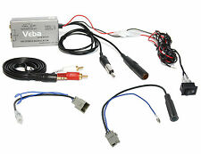 Veba Wired FM Modulator for Honda Civic iPod iPhone MP3 AUX adaptor HTC Android