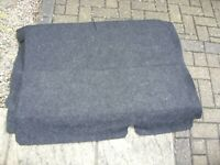 Renault Megane Mk2 Boot Floor Folding Carpet Hatchback 2003 - 2008 8200034926