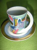 1 Rosenthal - Cupola Espressotasse Sammeltasse Nr.1  de Crousaz