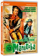 Die Hölle von Manitoba * DVD Western Lex Barker Pierre Brice * Pidax Neu