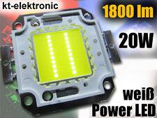 20w power LED Blanc 6500k 1800lm