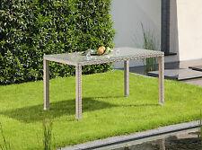 Gartentische aus Stahl