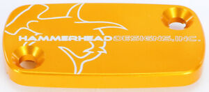 Hammerhead Designs Front Master Cylinder Covers (Honda) CR80-250 35-0101-00-50