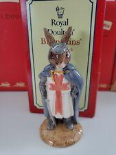 """New ListingRoyal Doulton Bunnykins Figurine """"King Richard Db258"""" The Robin Hood Collection"""