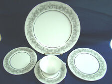 SANGO FLORENTINE CHINA - SET OF 4 PLACE SETTINGS