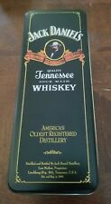 Jack Daniels Tennessee whiskey old no. 7 tin great collectors items or craft