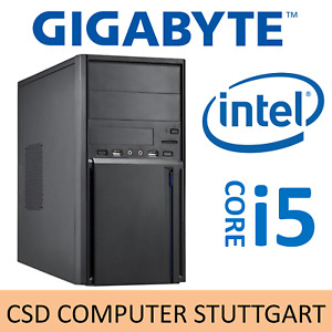AUFRÜST PC: INTEL CORE i5 9400 6x 4,1GHz 9th SIXCORE COFFEE LAKE 8GB USB3.1