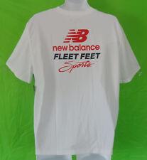 nwt~NEW BALANCE NO BOUNDARIES TECH TEE Training Running Gym shoe Shirt~Mens sz S