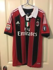 Ac Milan 12/13 Player Issue RARE (Read Description For Limited Time Offer)