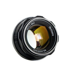 Objective 7artisans 35mm F/1.2 for Canon EOS M