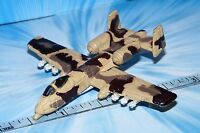 MICRO MACHINES Aircraft A-10 Thunderbolt # 6 VERY RARE