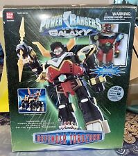 Rare 1998 Bandai Power Rangers Lost Galaxy Defender Torozord Megazord