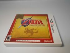 The Legend of Zelda: Ocarina of Time 3D (Nintendo 3DS) selects w/case & manual