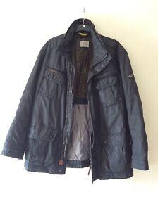 Mens large black camel active Gore-Tex utility Jacket size GB50/s