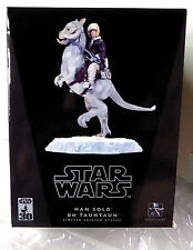 Han Solo on TaunTaun Statue Gentle Giant Star Wars TESB 2007 Empire Strikes Back
